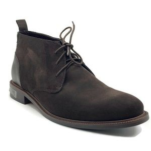 Blondo Men's Waterproof Konor Lace Up Chukka Boots